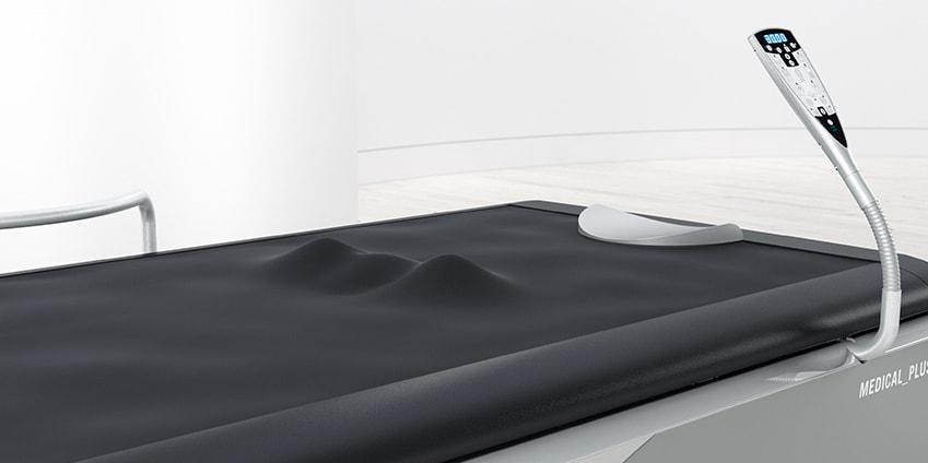 Hydrojet, la table de massage WELLSYSTEM pour les kinésithérapeutes
