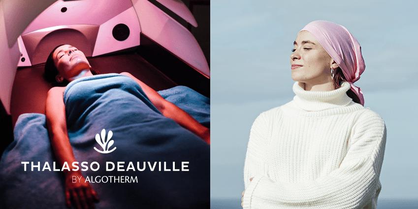 Escale post-cancer Thalasso Deauville avec HYDROJET