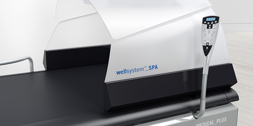 Le module spa wellsystem