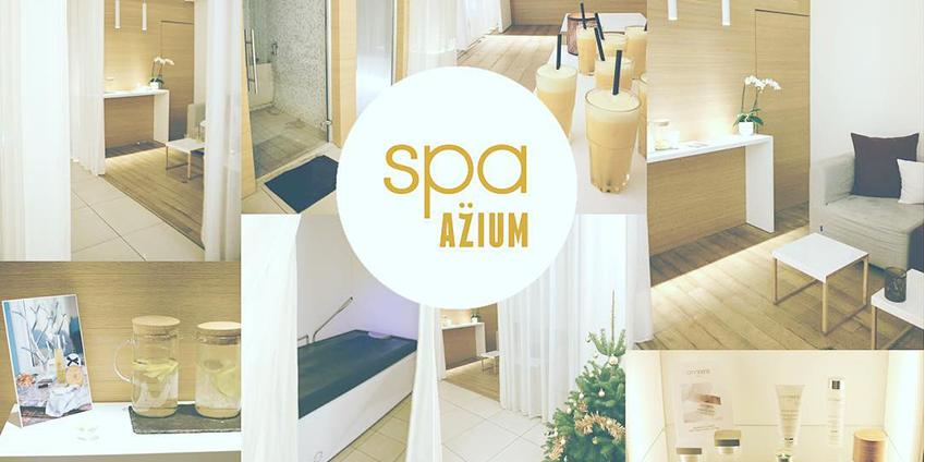Spa Azium Lyon massage hydro actif HYDROJET