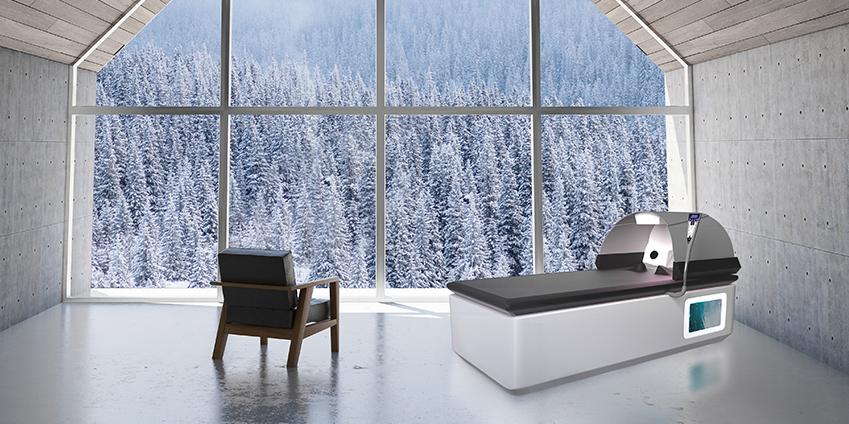 Où faire un massage HYDROJET dans une station de ski ?