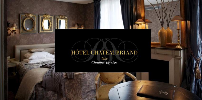 L'hôtel Chateaubriand et le massage hydro-actif