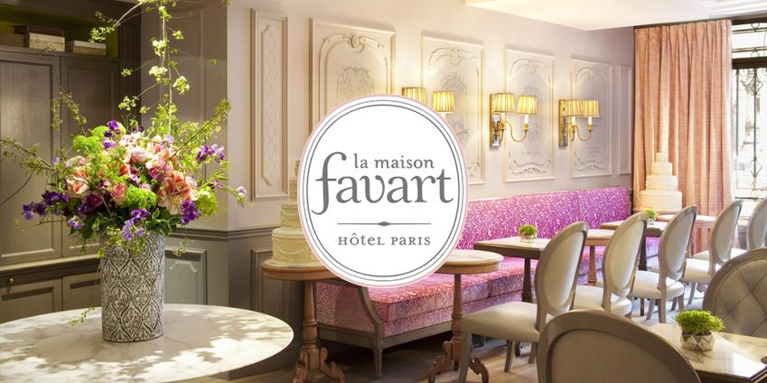 La maison Favart et le massage hydro actif