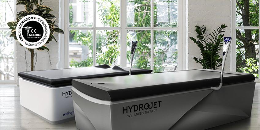 Reprise de l'activité secteur Wellness avec HYDROJET
