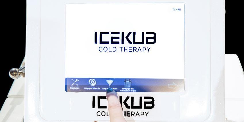 Panne sur appareil de cryolipolyse ICEKUB CRYOJET