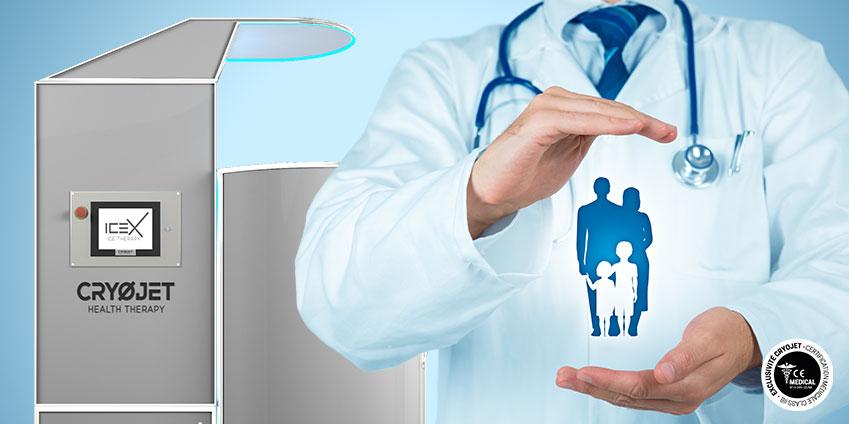 Renforcement de l'immunité et cryothérapie