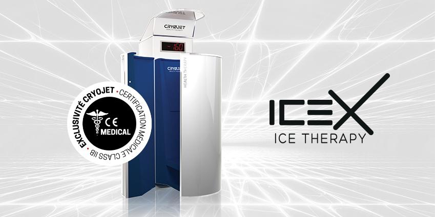 Certification médicale class IIB ICE X