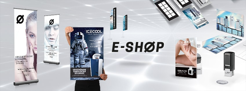 Commander flyers et affiches cryolipolyse