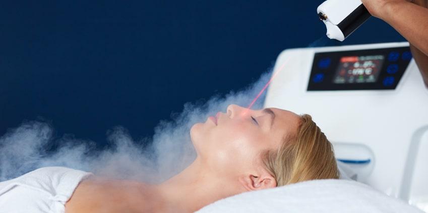 Cryothérapie localisée hôtel Majestic Cannes
