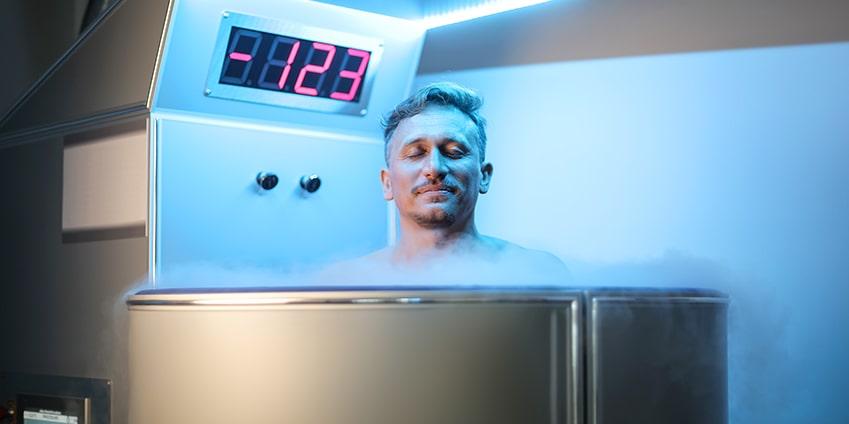 Bienfaits de la cryothérapie sportifs