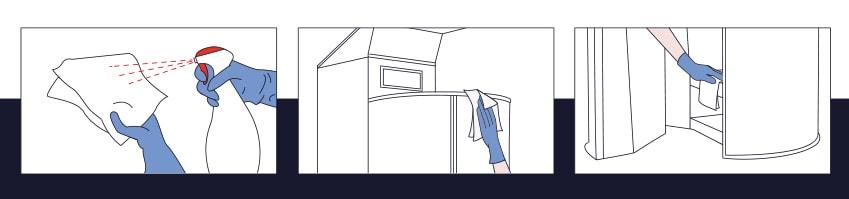 Comment nettoyer une cabine de cryothérapie
