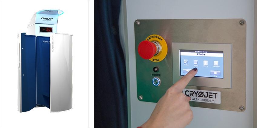 Sécher une cabine de cryothérapie, conseils entretien