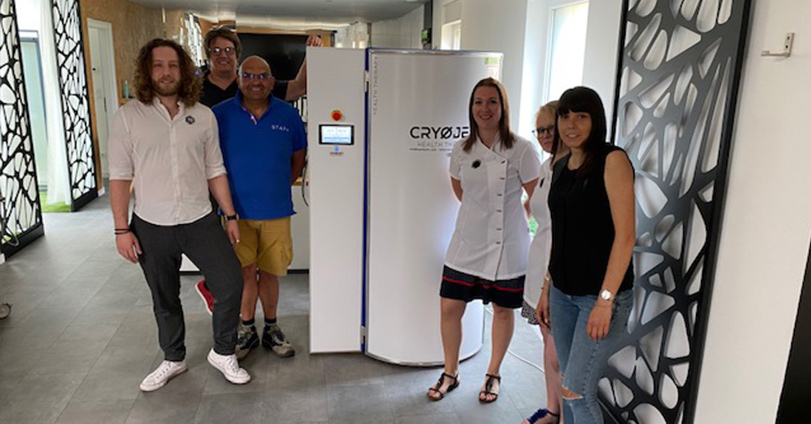 Comment se déroule une formation à la cryothérapie chez CRYOJET ?