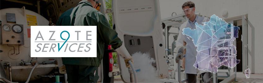 Azote Service azote liquide