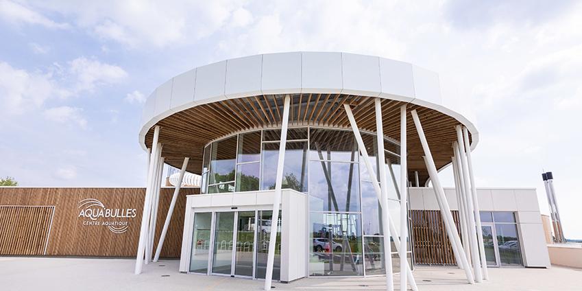 Centre Aqua'bulles à Saint-Fulgent