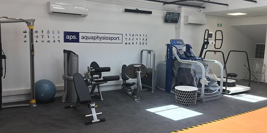 Soins pour sportifs à Toulon, la cryothérapie corps entier