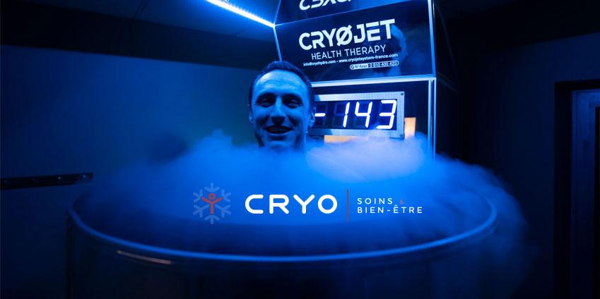 Séance de cryothérapie corps entier à Cryo Soins Bien-Etre