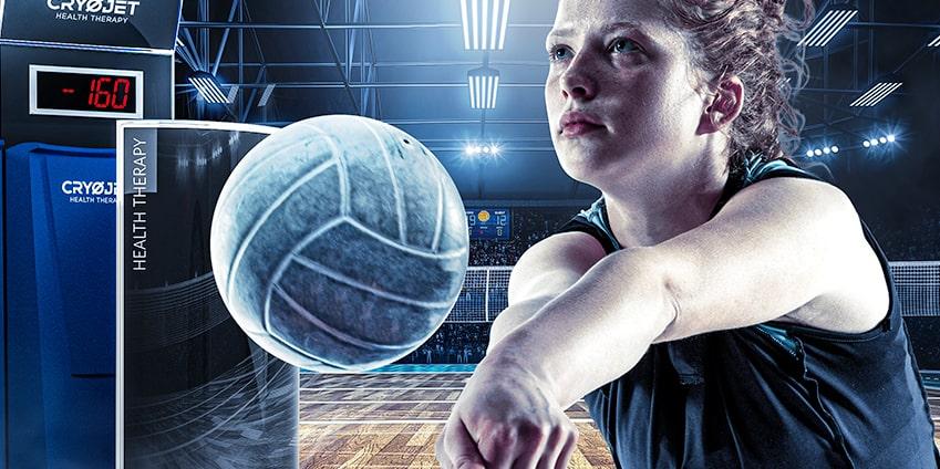 Cryothérapie sportifs professionnels