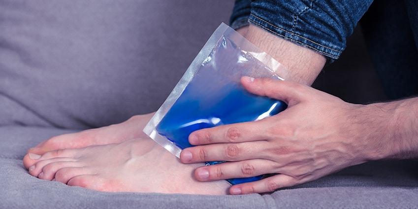 Cryothérapie et tendinopathie