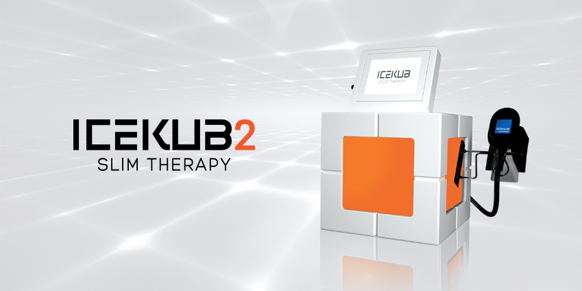 La thermo cryolipolyse avec ICEKUB 2 by CRYOJET