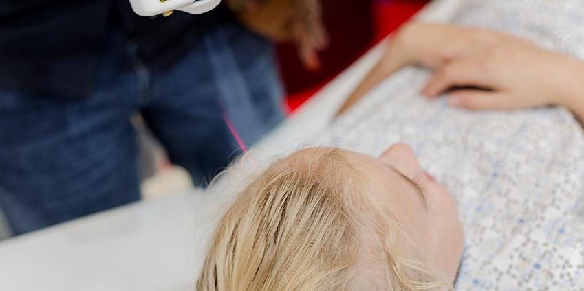 Les bienfaits de la cryothérapie localisée sur le psoriasis cuir chevelu