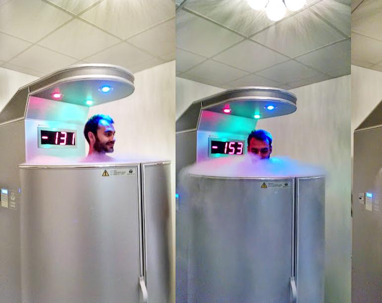 Cry07 centre de cryothérapie à Boulieu-lès-Annonay