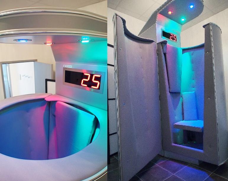 La cryothérapie corps entier à Boulieu-lès-Annonay