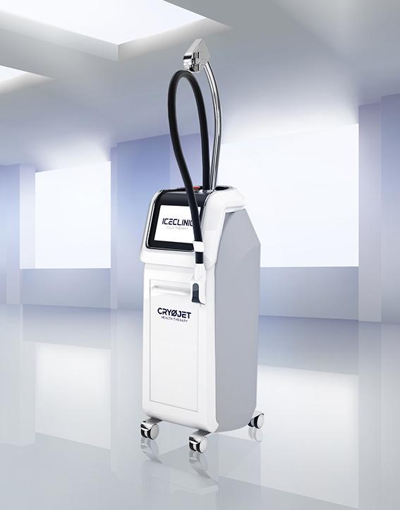 ICECLINIC cryothérapie localisée traitement des inflammations