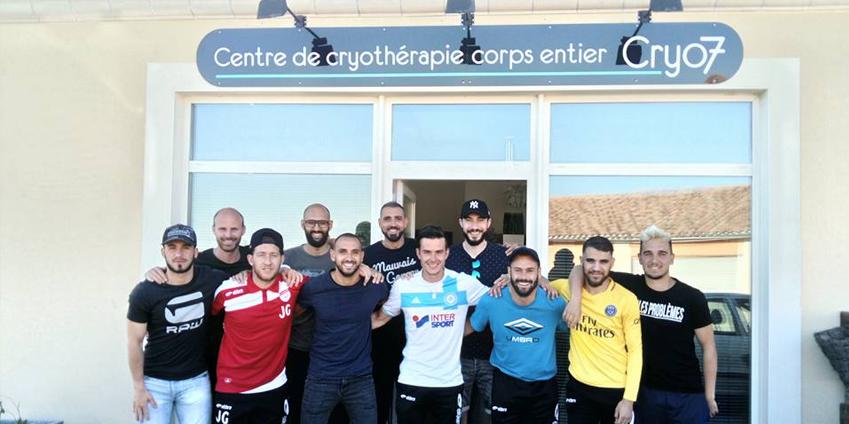 Séances de cryothérapie chez Cry07 Ardèche