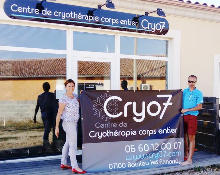 Cryothérapie corps entier à Boulieu-lès-Annonay
