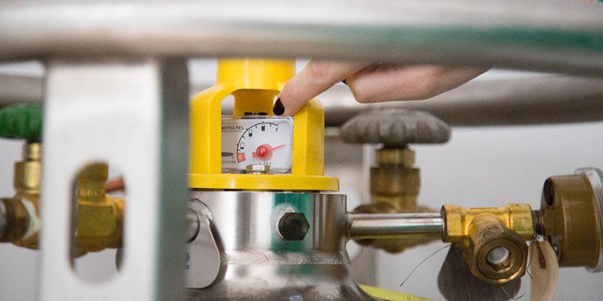 Réduire la consommation d'azote d'une cabine de cryothérapie