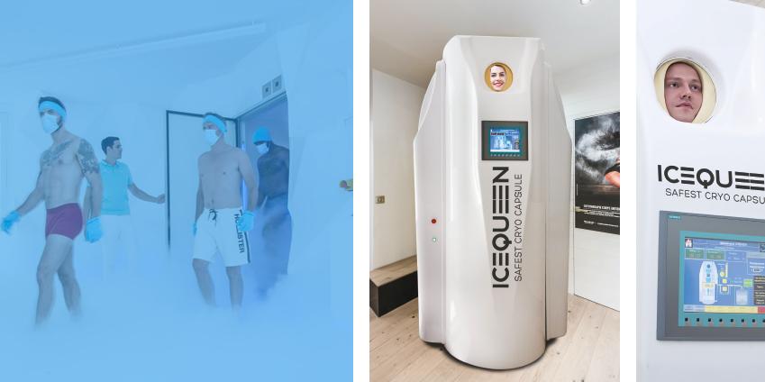 Chambre cryogénique vs cabine de cryothérapie quelles différences?