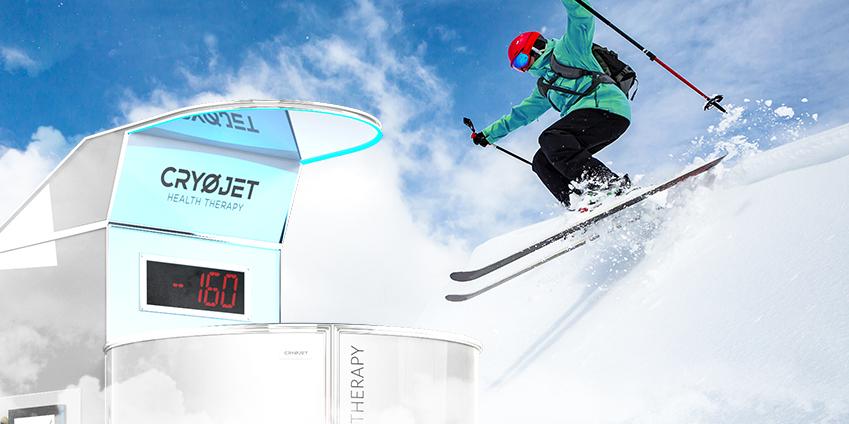 Où faire de la cryothérapie dans votre station de ski ?