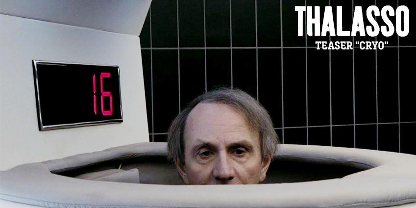Michel Houellebecq et Gérard Depardieu testent la cryothérapie