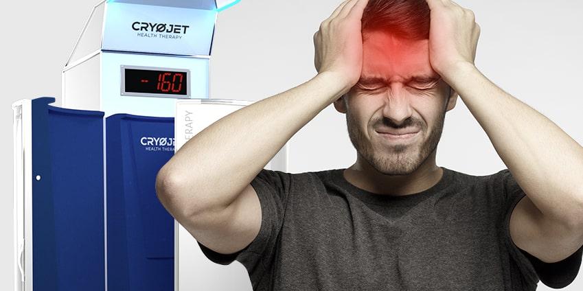 La cryothérapie pour soulager les maux de tête