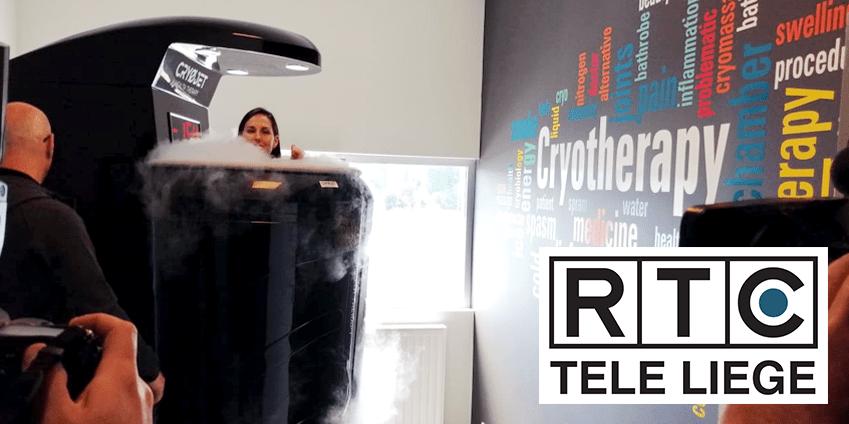 La cryothérapie se propage à Liège