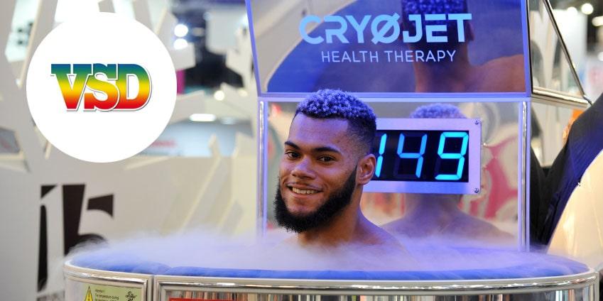 Le magazine VSD fait un état des lieux de la cryothérapie