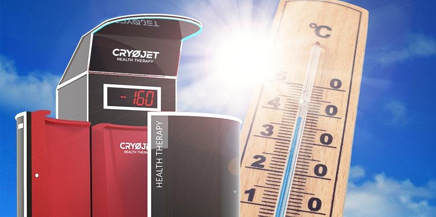 Cryothérapie en été : règles de sécurité