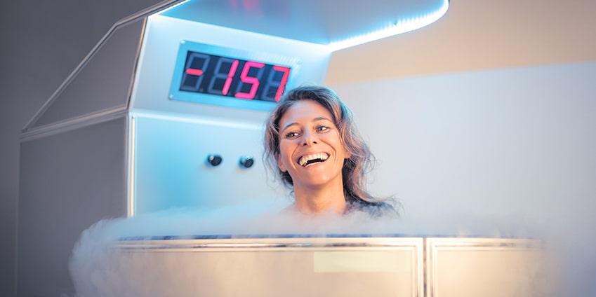 Cryothérapie définition