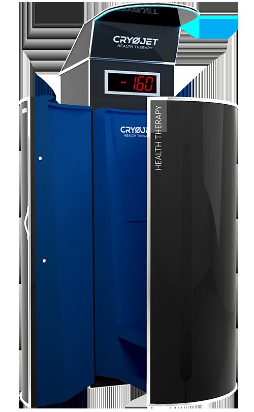 IceX, la cabine cryo la plus sécurisée du marché