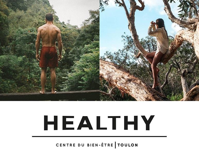 Healthy, un centre de bien-être qui propose de nombreux services autour du bien-être
