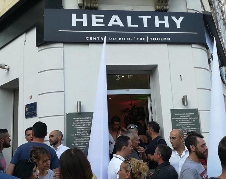 Healthy centre de bien-être à Toulon