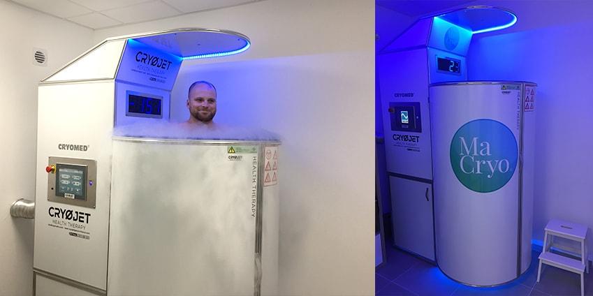 Aqua Physio Sport / Ma cryo : centre de cryothérapie à Toulon