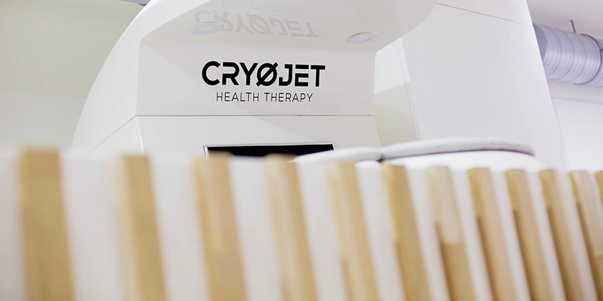 Cryothérapie sportif centre l'Ekipe Paris