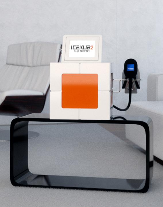 Utilisation de la cryolipolyse ICEKUB 2
