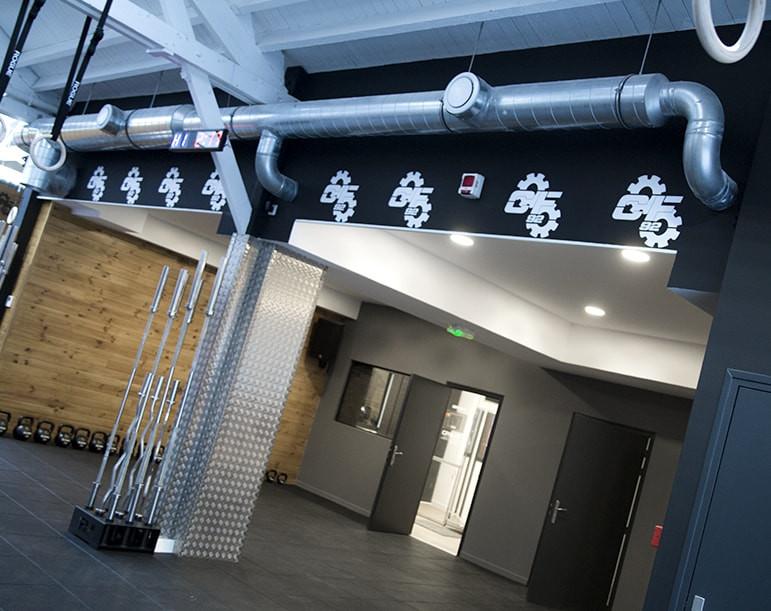 Salle de sport Crossfit 92