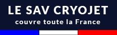Le SAV Cryojet couvre toute la France